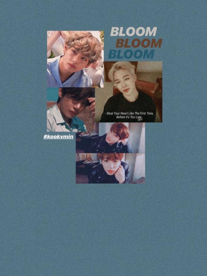 3P BLOOM (KookV,MinV) ft BTS