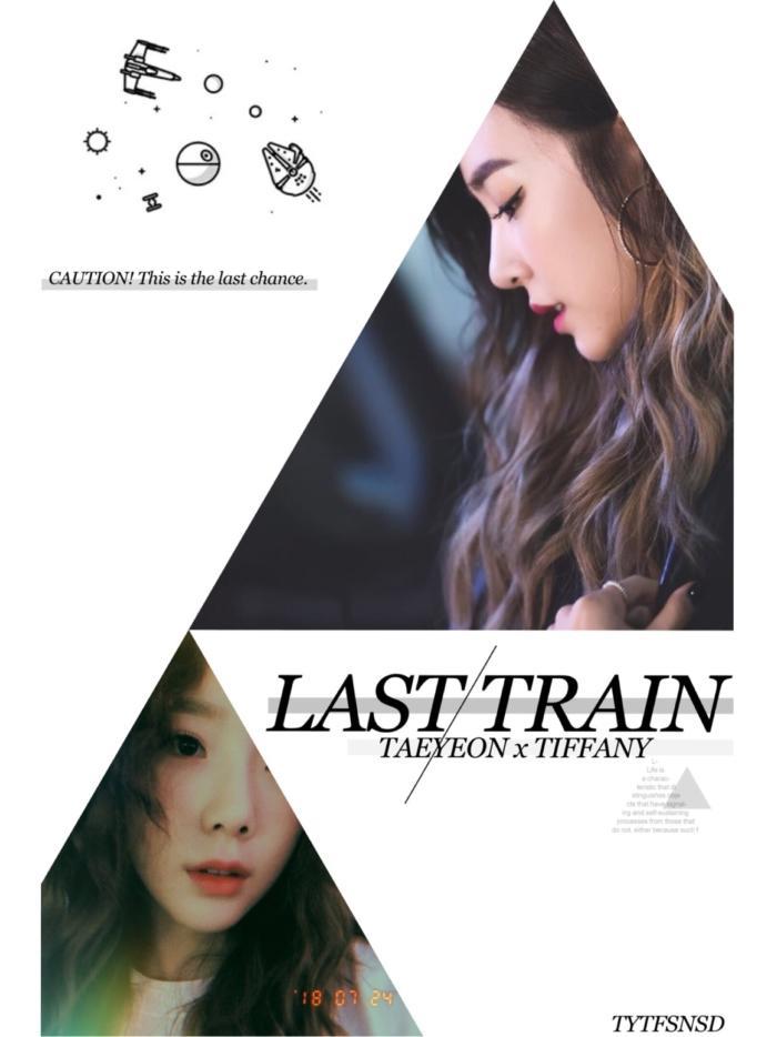 LAST TRAIN [TAENY] #ลักด่วนขบวนสุดท้าย
