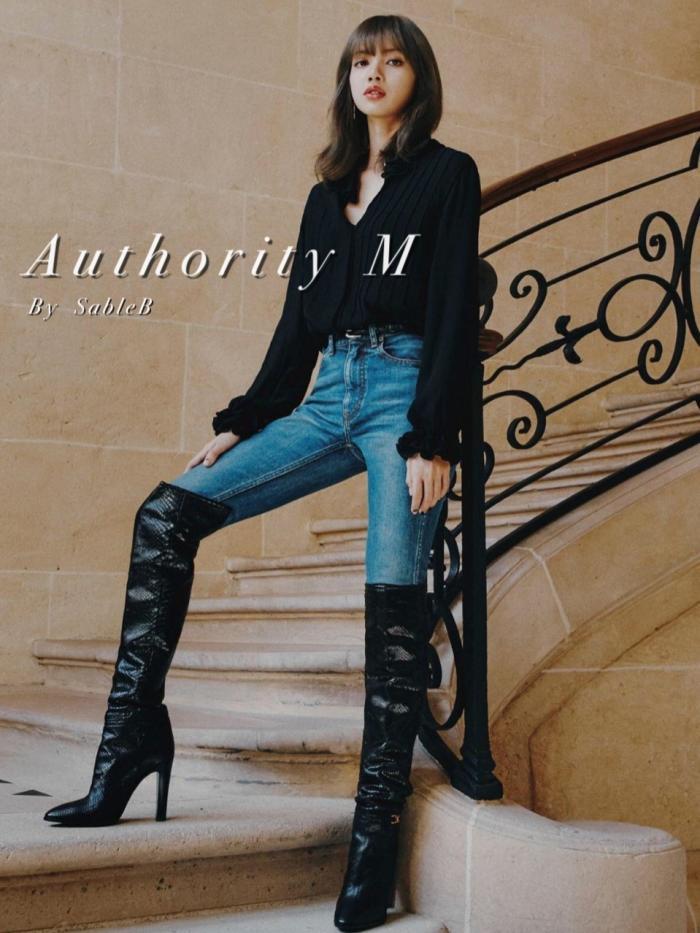 Authority M. [Jenlisa]